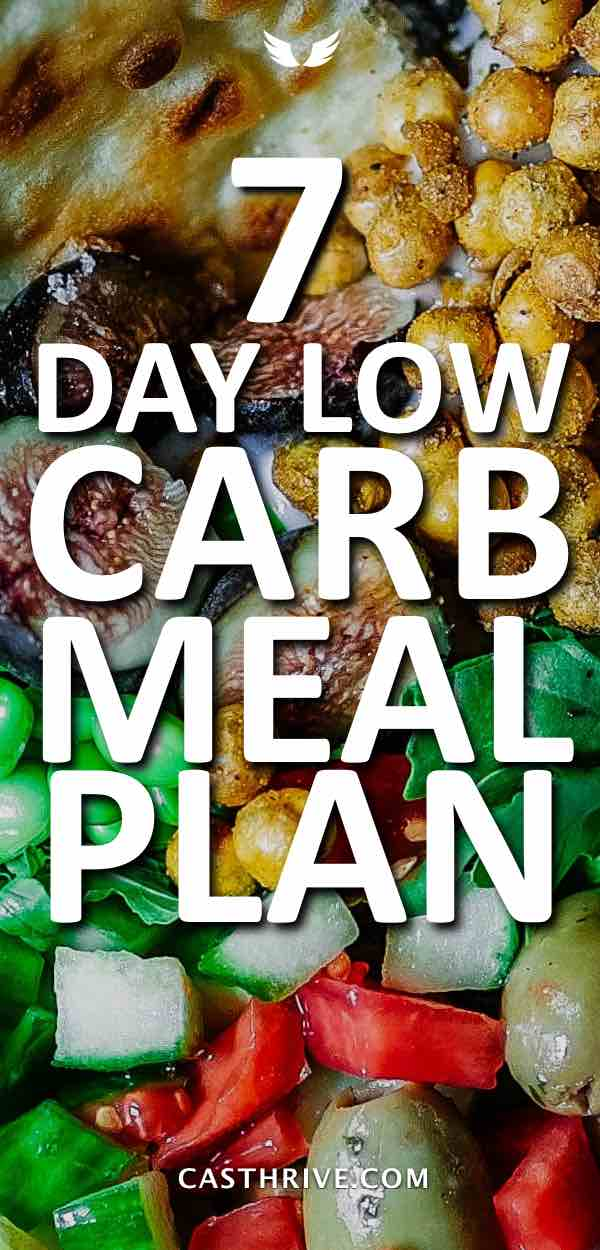 7 Day Low Carb Meal