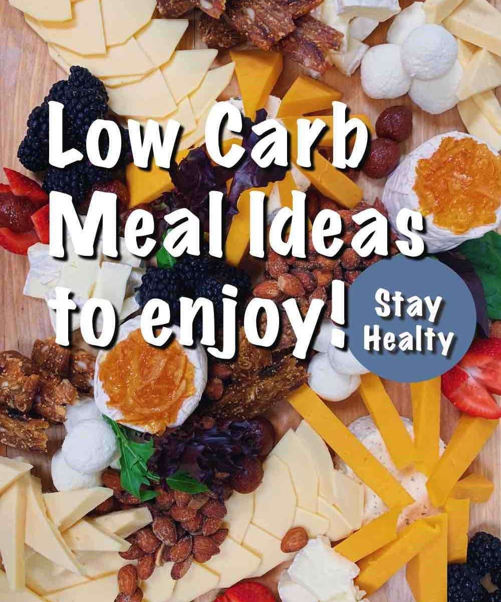 Easy low carb meal ideas