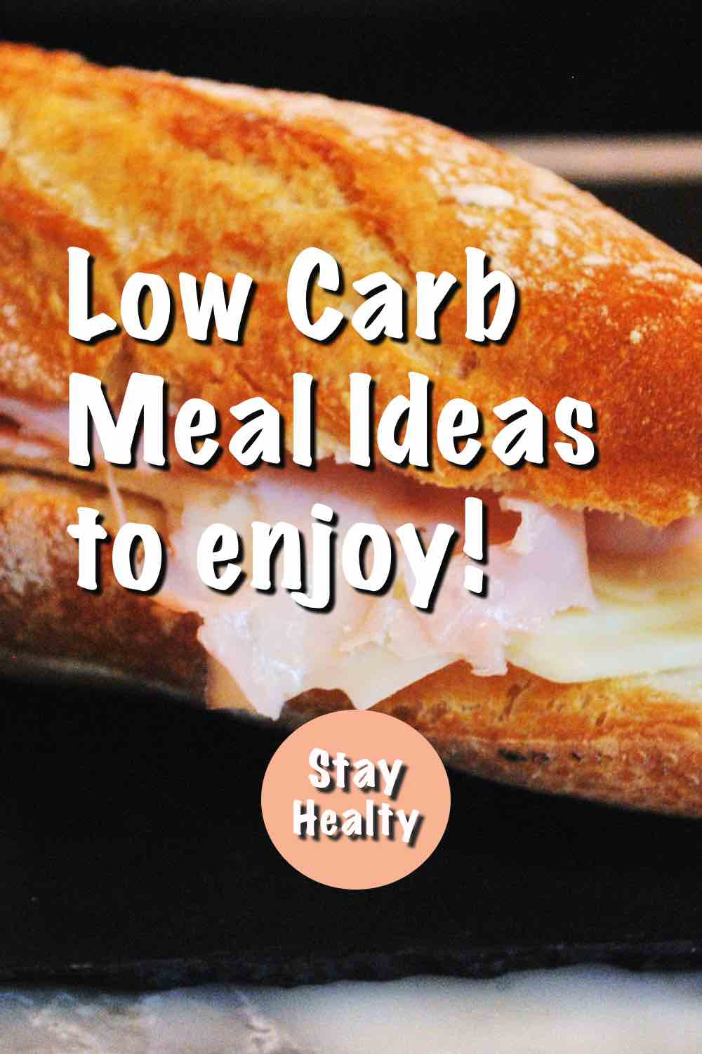 A low carb meal idea.
