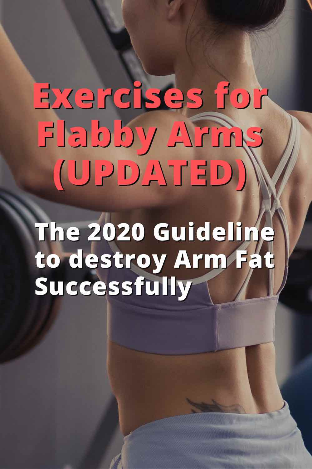 The best exercises for Flabby Arms