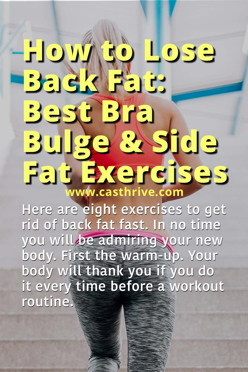 How to Lose Back Fat: The 8 Best Exercises